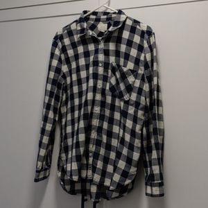 Id:23 Checkered Flannel